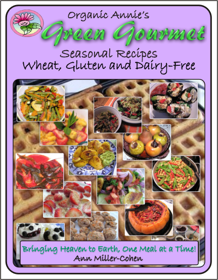 Publications green gourmet seasonal recipes available as pdf or cd forumfinder Choice Image