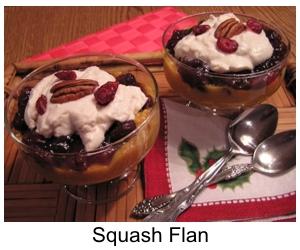 squash_flan